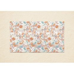 Serviette de bain Tropical Flowers Nude
